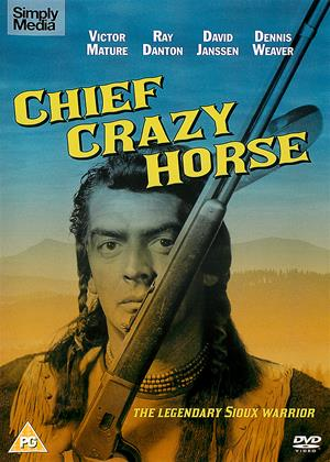 Rent Chief Crazy Horse (aka Valley of Fury) Online DVD Rental