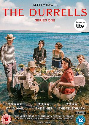 Rent The Durrells: Series 1 Online DVD Rental