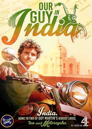 Rent Our Guy in India (aka Guy Martin: Our Guy in India) Online DVD Rental