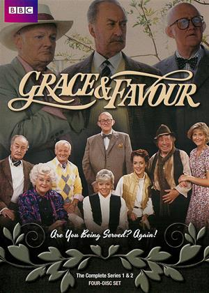 Rent Grace and Favour (aka Are You Being Served? Again!) Online DVD Rental