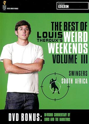 Rent The Best of Louis Theroux's Weird Weekends: Vol.3 Online DVD Rental
