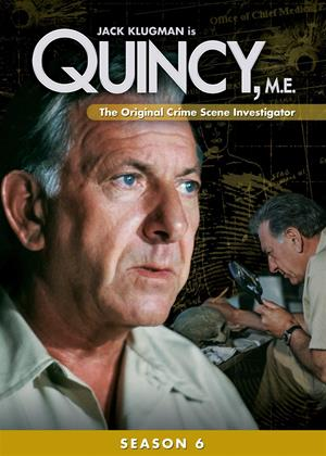 Rent Quincy M.E: Series 6 Online DVD & Blu-ray Rental