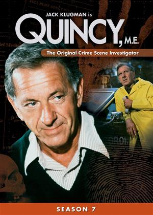 Rent Quincy M.E: Series 7 Online DVD & Blu-ray Rental