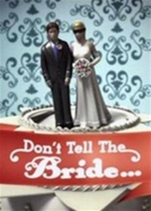 Rent Don't Tell the Bride: Series 3 Online DVD Rental