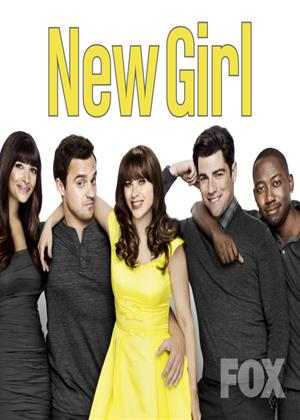 Rent New Girl: Series 5 Online DVD Rental