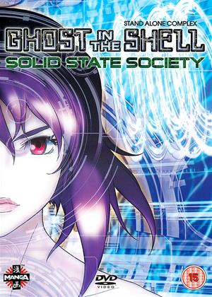 Rent Ghost in the Shell: S.A.C.: Solid State Society (aka Kôkaku kidôtai: Stand Alone Complex Solid State Society) Online DVD Rental