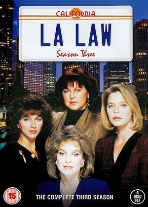 Rent L.A. Law: Series 3 Online DVD Rental
