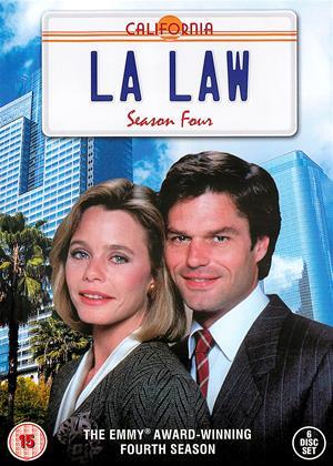 Rent L.A. Law: Series 4 Online DVD Rental