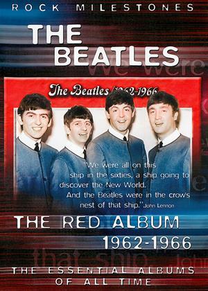 Rent The Beatles: The Red Album 1962-1966 Online DVD Rental