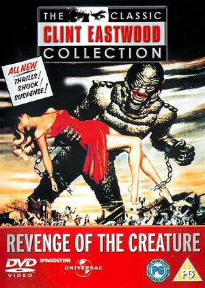 Rent Revenge of the Creature Online DVD Rental
