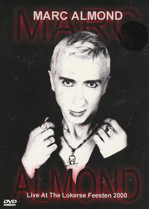 Rent Marc Almond: Live at the Lokerse Feesten Online DVD Rental