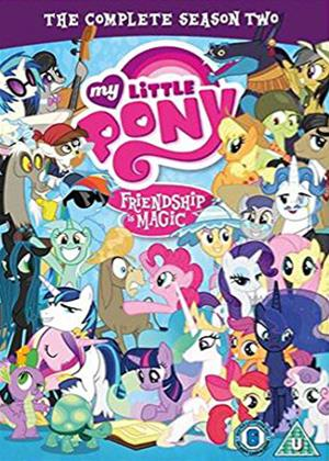 Rent My Little Pony: Friendship Is Magic: Series 2 Online DVD Rental