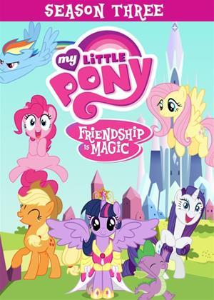 Rent My Little Pony: Friendship Is Magic: Series 3 Online DVD Rental
