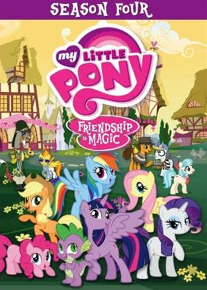 Rent My Little Pony: Friendship Is Magic: Series 4 Online DVD Rental