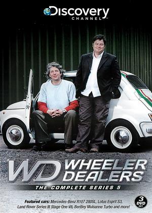 Rent Wheeler Dealers: Series 5 Online DVD Rental