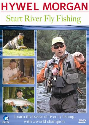 Rent Hywel Morgan: Start River Fly Fishing Online DVD Rental
