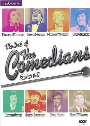 Rent The Comedians: Series 1 Online DVD Rental