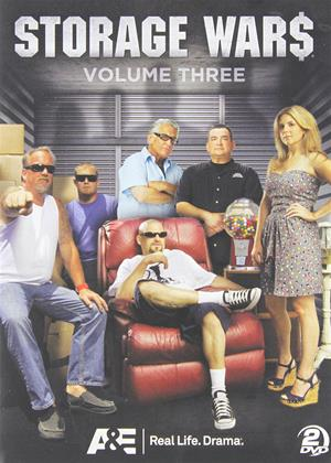 Rent Storage Wars: Series 3 Online DVD Rental