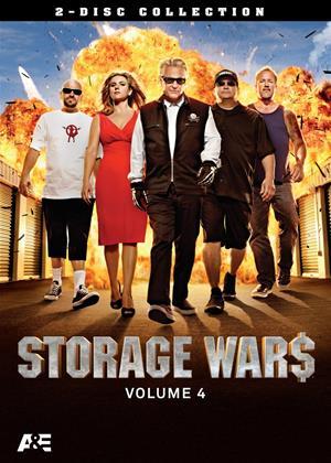 Rent Storage Wars: Series 4 Online DVD & Blu-ray Rental