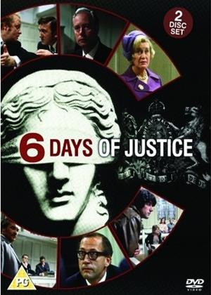 Rent Six Days of Justice: Series 3 Online DVD Rental