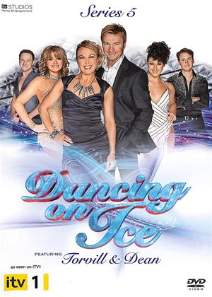 Rent Dancing on Ice: Series 5 Online DVD Rental