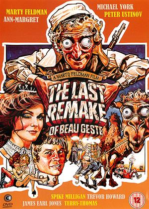 Rent The Last Remake of Beau Geste (aka Positively the Last Remake of Beau Geste) Online DVD & Blu-ray Rental