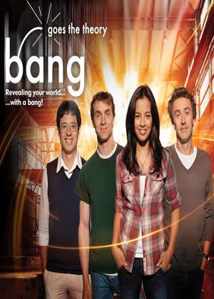 Rent Bang Goes the Theory: Series 5 Online DVD Rental