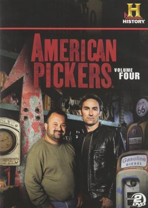 Rent American Pickers: Series 4 Online DVD Rental
