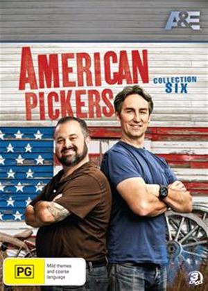 Rent American Pickers: Series 6 Online DVD Rental