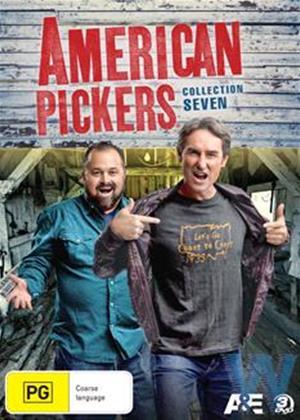 Rent American Pickers: Series 7 Online DVD Rental