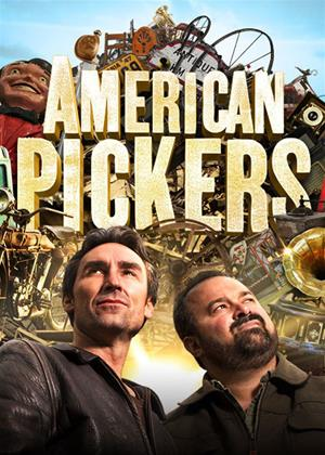 Rent American Pickers: Series 8 Online DVD Rental