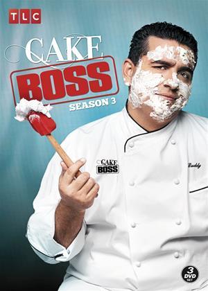 Rent Cake Boss: Series 3 Online DVD Rental