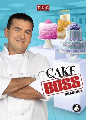 Rent Cake Boss: Series 6 Online DVD & Blu-ray Rental