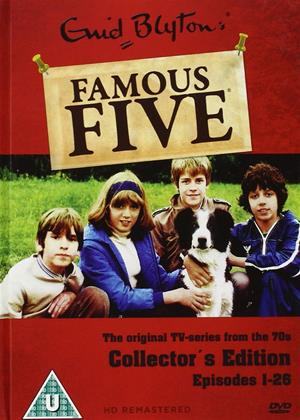 Rent The Famous Five: Series 3 Online DVD Rental