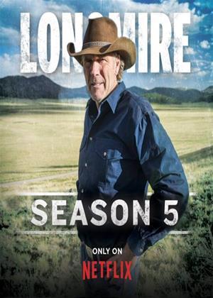 Rent Longmire: Series 5 Online DVD Rental