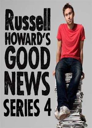 Rent Russell Howard's Good News: Series 4 Online DVD Rental