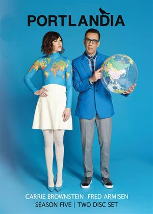 Rent Portlandia: Series 5 Online DVD Rental