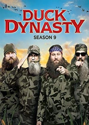 Rent Duck Dynasty: Series 9 Online DVD Rental
