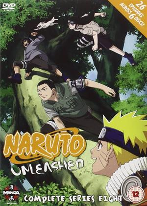 Rent Naruto Unleashed: Series 8 Online DVD Rental