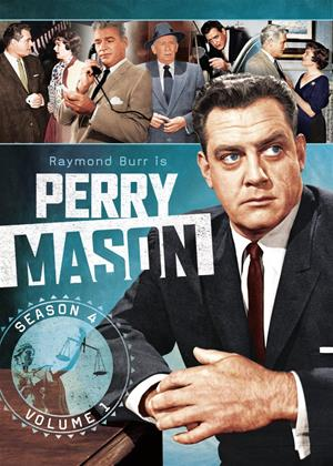Rent Perry Mason: Series 4 Online DVD Rental