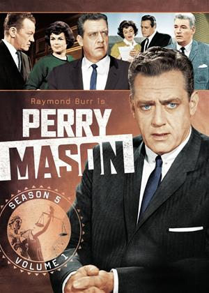 Rent Perry Mason: Series 5 Online DVD & Blu-ray Rental