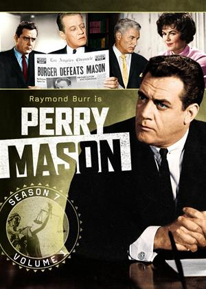 Rent Perry Mason: Series 7 Online DVD Rental