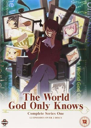 Rent The World God Only Knows: Series 1 Online DVD Rental