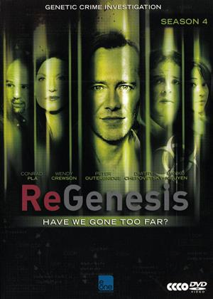 Rent ReGenesis: Series 4 Online DVD Rental