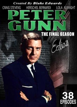 Rent Peter Gunn: Series 3 Online DVD Rental