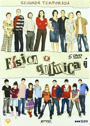 Rent Physical or Chemical: Series 2 (aka Física o química) Online DVD Rental