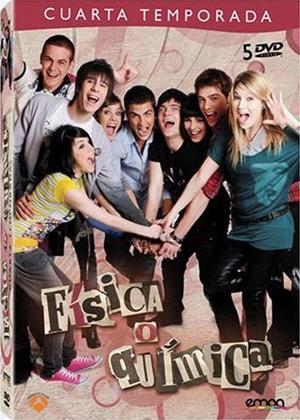 Rent Physical or Chemical: Series 4 (aka Física o química) Online DVD Rental