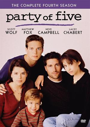 Rent Party of Five: Series 4 Online DVD Rental
