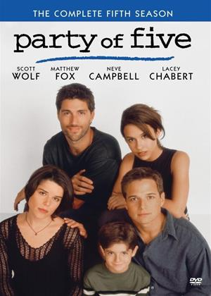 Rent Party of Five: Series 5 Online DVD Rental
