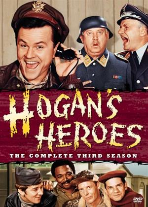 Rent Hogan's Heroes: Series 3 Online DVD Rental